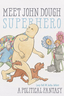 "Cover art for ""Meet John Dough, Superhero"""