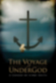 The Voyage of the UnderGod, by Kirby Smith, published by Four Winds Press