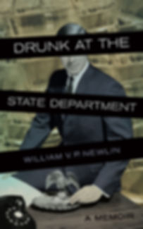 Book cover – Drunk at the State Department