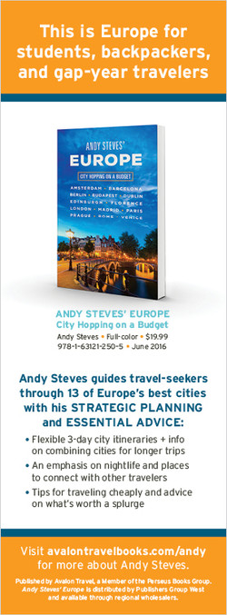 Andy Steves - Publishers Weekly
