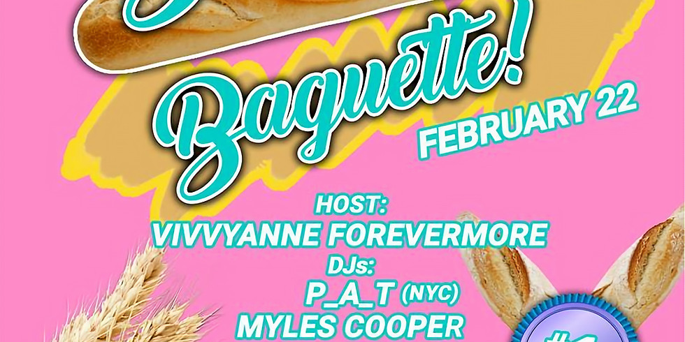 Club Beautiful: Baguette!