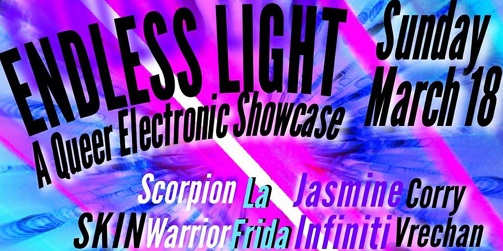 Endless Light - A Queer Electronic Showcase