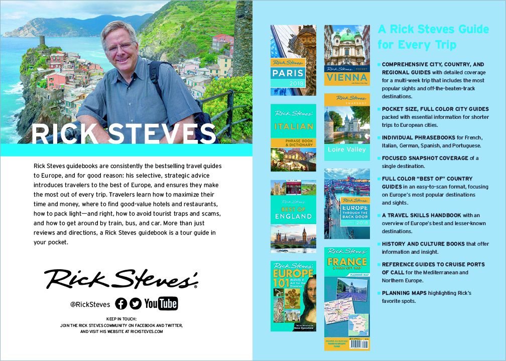 Avalon Travel Catalog - Rick Steves