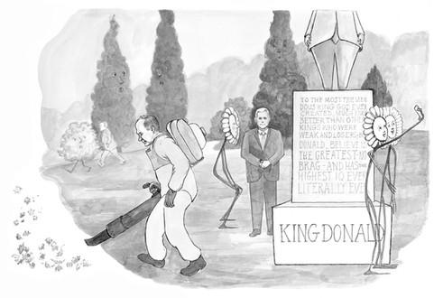 "illustration from ""Meet John Dough, Superhero"""