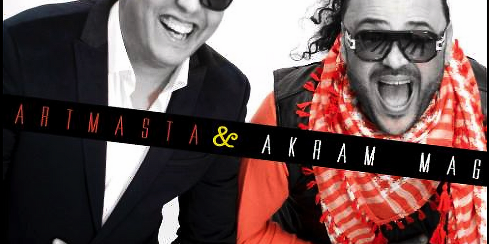 Artmasta and Akram Mag