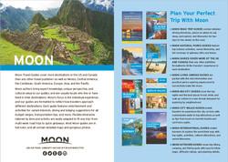 Avalon Travel catalogs, 2017-2019