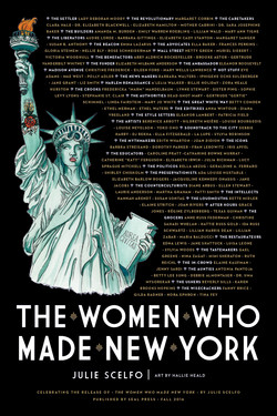 Women Who Made New York - Poster