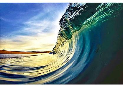 The Ocean teaches us to always look 20 s