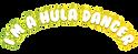 i'm amazing party logo - hula dancer- pr