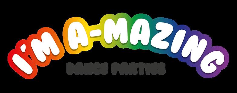 i'm amazing party logo - im amazing tag
