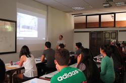 Charla Arquitectura - UPSA