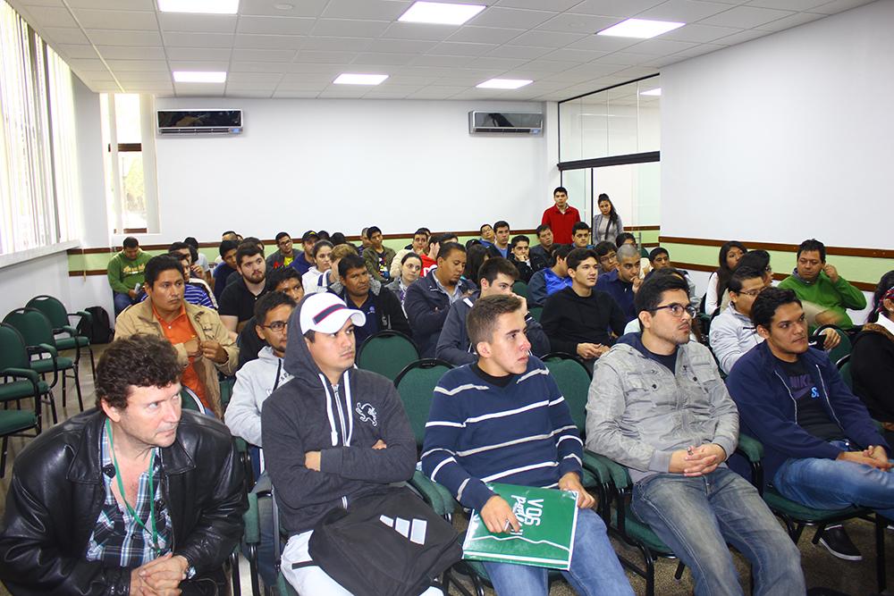 Charla de Ingeniería - UPSA