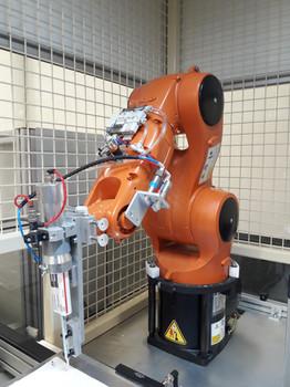 Robot industriel 6 axes