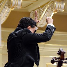 Moravian Philharmonic Orchestra of Olomouc. Besední dům (Brno), 2019. Photo: Lenka Brothánková (2)