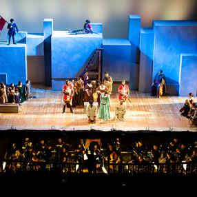 "Premiere of Reuben Pace's opera ""City of Humanity"" 1. Mediterranean Conference Center of Valletta (Malta), 2018. Photo: Fabian Radu (2)"