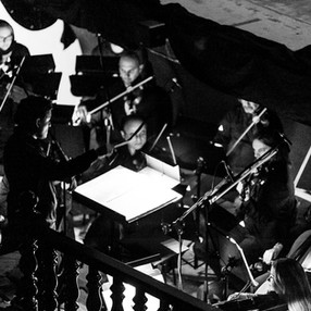 "Premiere of Reuben Pace's opera ""City of Humanity"" 1. Mediterranean Conference Center of Valletta (Malta), 2018. Photo: Fabian Radu (1)"