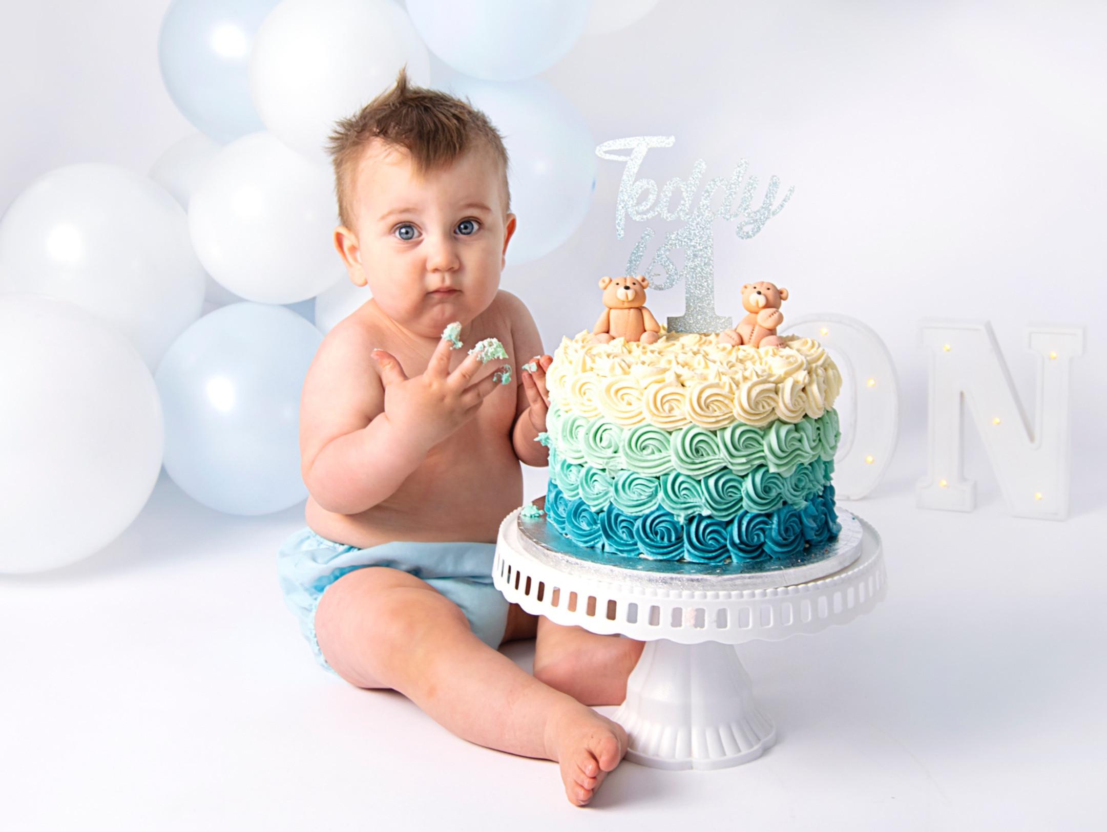 Cake Smash & Splash Deposit