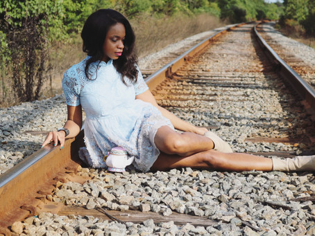 Romance on the Train Tracks