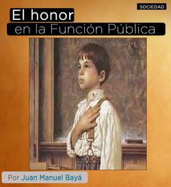 El honor en la función pública