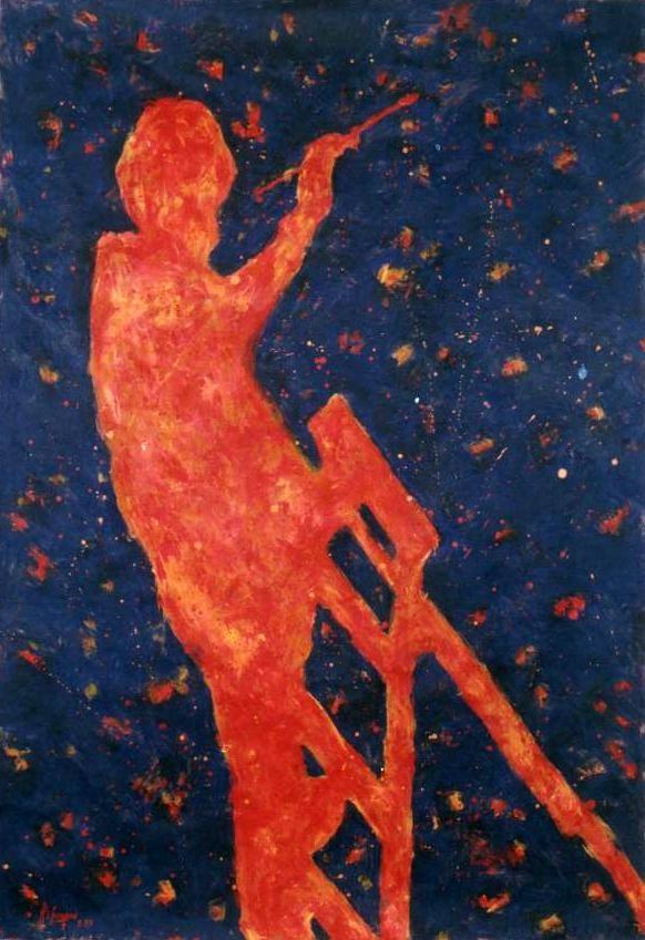 La sombra del pintor