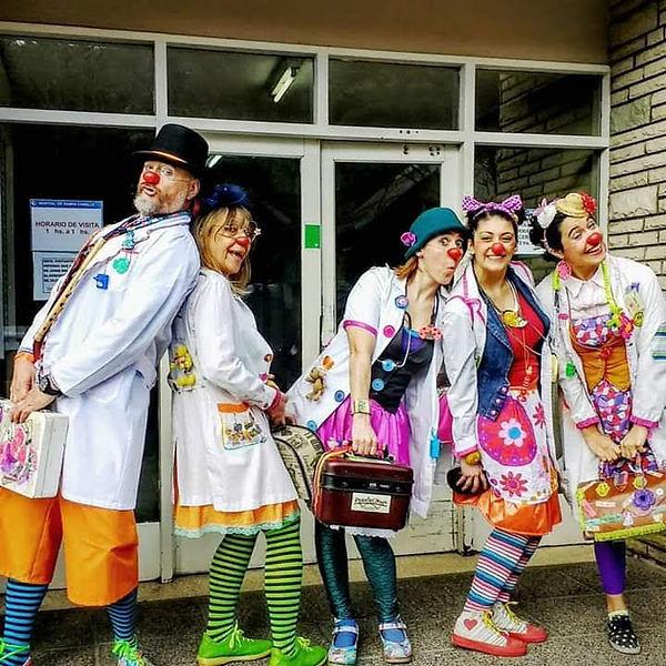 Puente clown - payasos de hospital