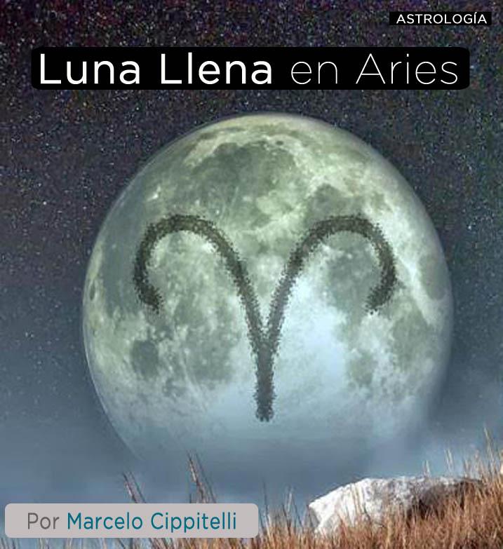 Luna en Aries