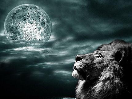 Astrología, la influencia de la luna de leo, psicología kármica.