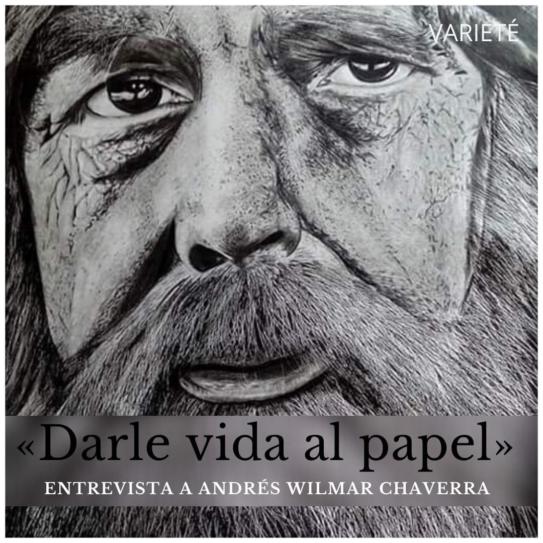 «DARLE VIDA AL PAPEL»