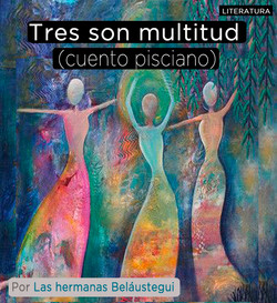 Tres son multitud