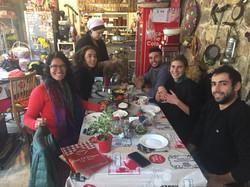 Desayuno libanés