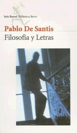 Filosofía y Letras, de P. De Santis