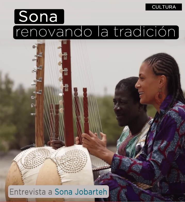 Sona, renovando la tradición