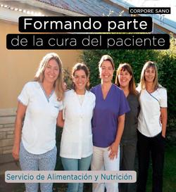 Servicio de Alimentación y Nutrición