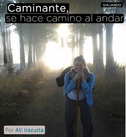 Camino a Santiago Parte 1