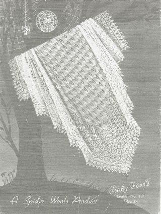 1821Sp shetland baby shawl PDF