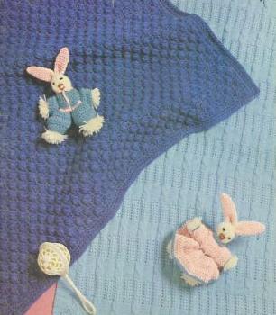 6030P baby vintage knitting pattern PDF