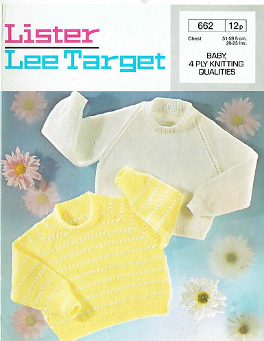 662Li childrens jumper PDF