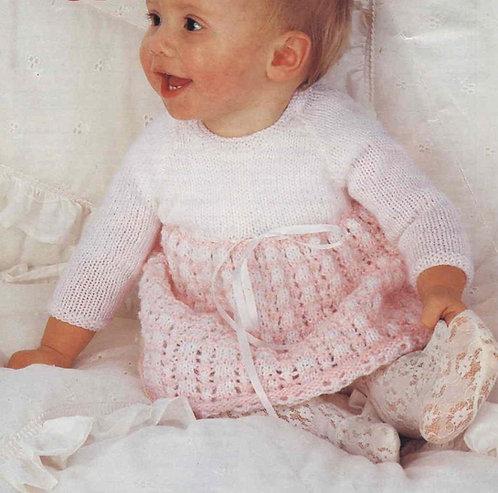 411Ar baby knitting pattern PDF Download