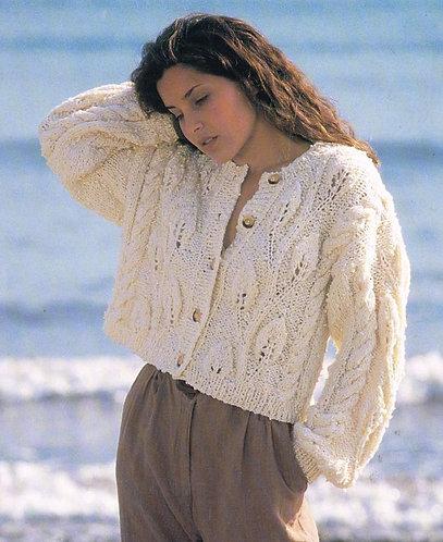 4703H ladies vintage knitting pattern PDF