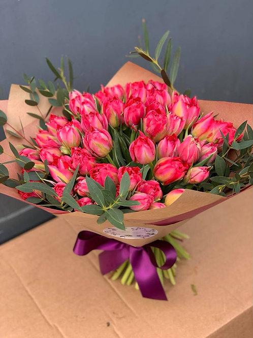 Special Tulip Bouquet