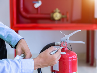 Annual Fire Extinguisher Inspection Checklist for Your Home