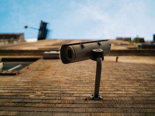 I See You! The Top Benefits of Business Security Cameras