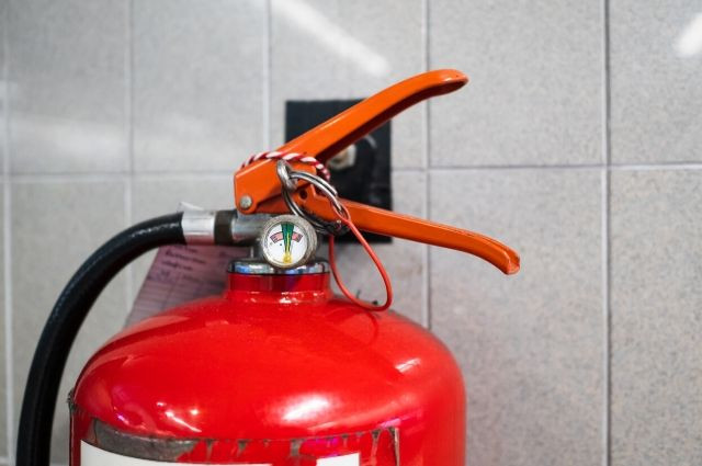 how to maintain fire extinguisher