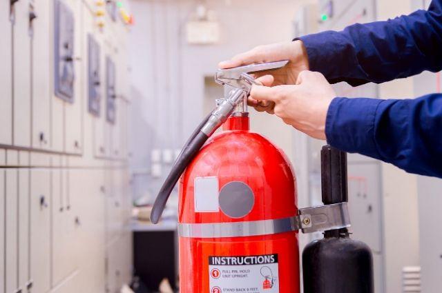 avoid fire extinguisher repair