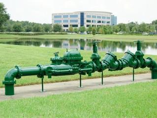 The Importance of A Sprinkler Backflow Preventer