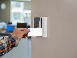 How Key Card Entry System Prevents Business Security Breaches