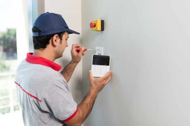 guide to installing home security system