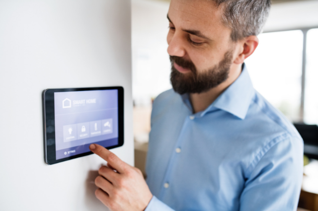 Smart Home Security System With Professional Installation