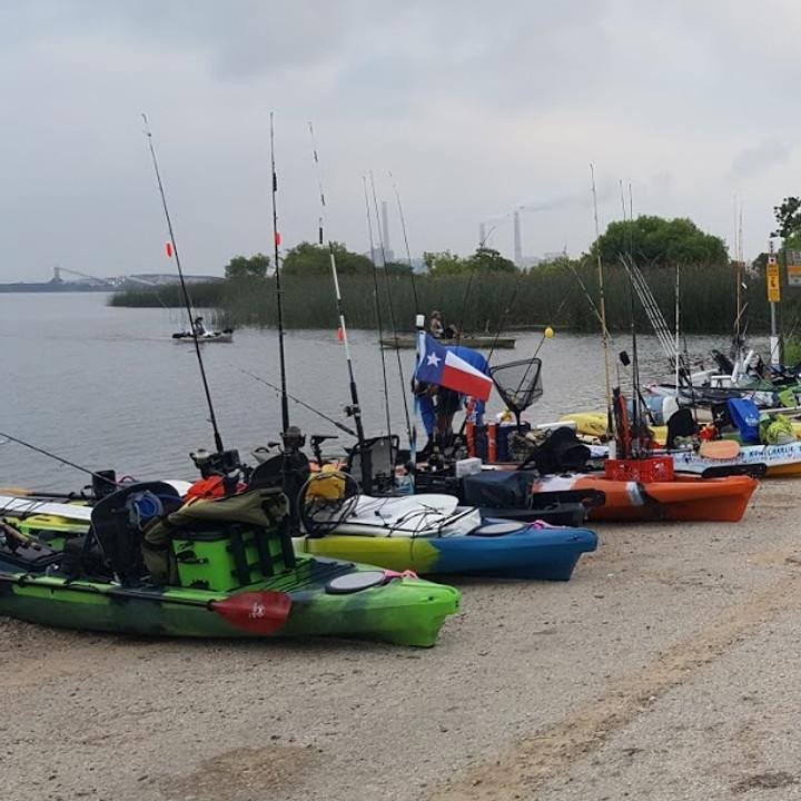 Kayak Fishing Tournament 2018