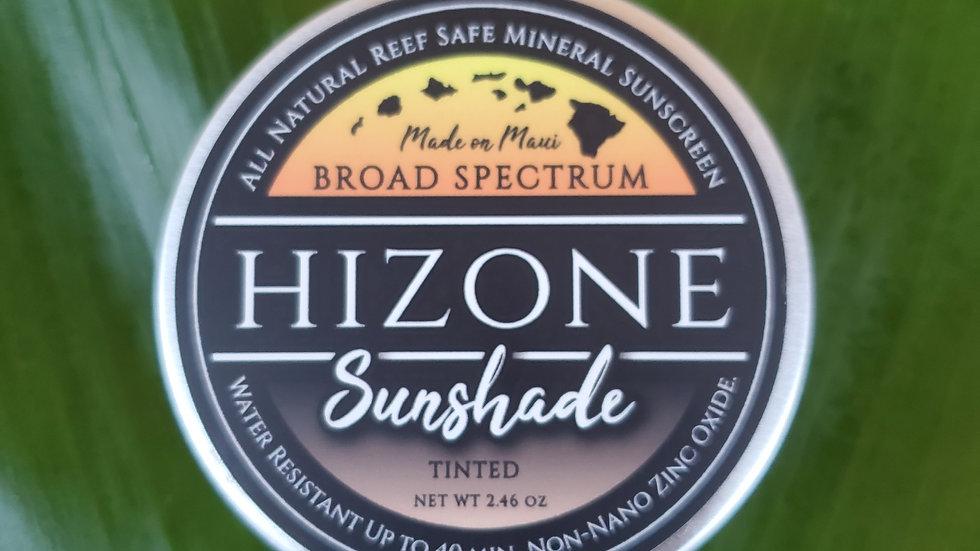 """Tinted Sunshade """"Mineral Sunscreen"""""""